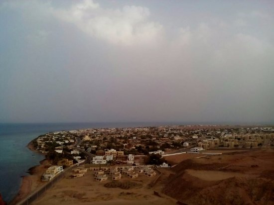 The Bedouin Moon Hotel: Mountain View