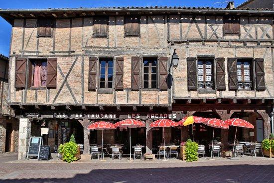 Restaurant Castelnau De Montmiral