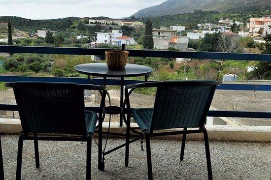 Zakros, กรีซ: view