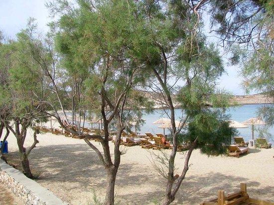 Parasporos, Grecja: Photo from the beach