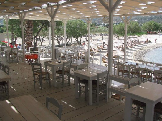 Parasporos, Greece: The Restaurant