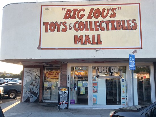 ‪Big Lou's Toys & Collectilbes‬