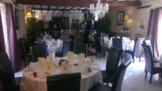 Terrasson-Lavilledieu, France: Salle lors d'un Mariage