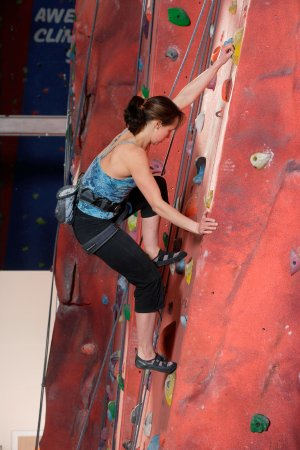 Awesome Walls Climbing Centre Stockport: Awesome by name, awesome by nature!