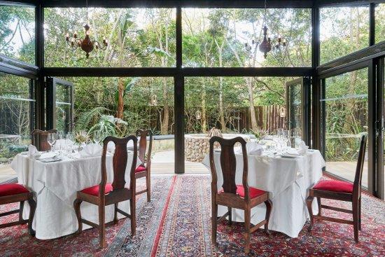 Chintsa, Sudáfrica: Resturant area