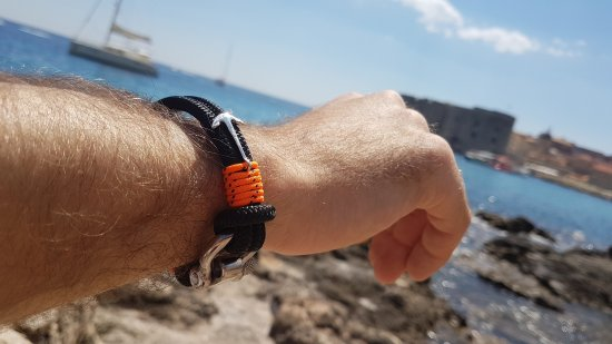 Break Time - Nautical Bracelets