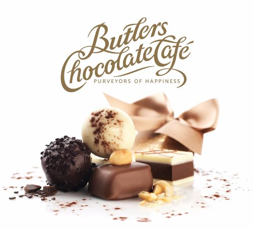 Porirua, New Zealand: Butlers Chocolate Cafe