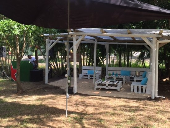 Grande Riviere Noire: Les nouveaux jardins du Frenchie