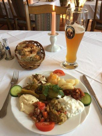 Laatzen, Germany: Vorspeisenteller