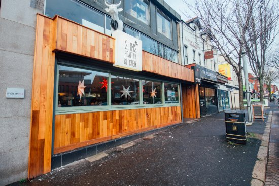Slim's Kitchen: Exterior - Lisburn Road
