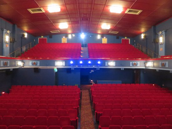 Brynamman, UK: Our wonderful 1920s main auditorium!