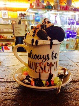 The Quarry Centre: Oreo Hot Chocolate!!