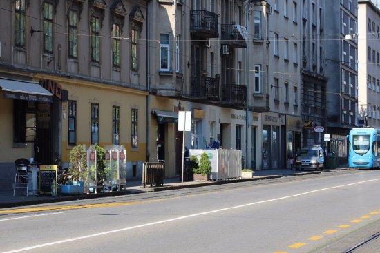 Entrance Off Vlaska Ulica 92 Picture Of Boutique B B Casablanca Zagreb Tripadvisor