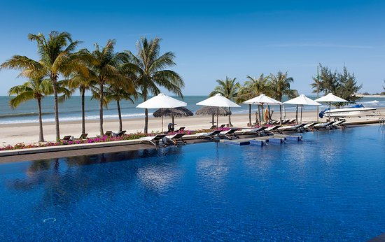 Phan Thiet, Vietnam: Infinity Pool