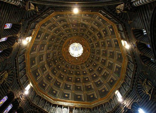 Siena, Italy: La bóveda magnífica
