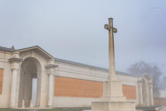 Cimetière anglais Arras British  Cemetry