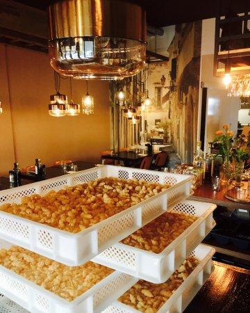 Doorn, The Netherlands: Bij Nonna's maken we iedere week zelf verse pasta.
