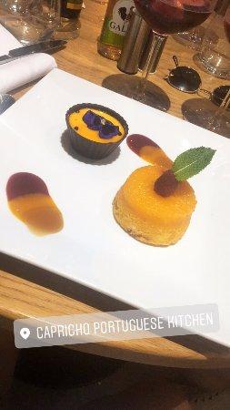 Ilford, UK: Dessert!