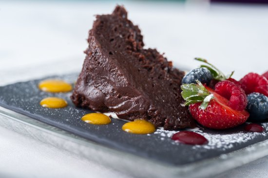 Wotter, UK: Who doesn't love chocolate fudge cake!?