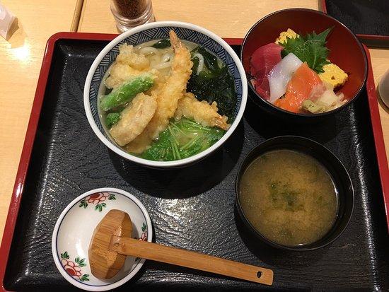 Ebina, Japan: 海鮮三崎港 海老名SA店