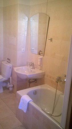Zlin, República Checa: Koupelna