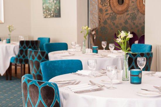Yelverton, UK: Our AA Rosette Wildflower Restaurant