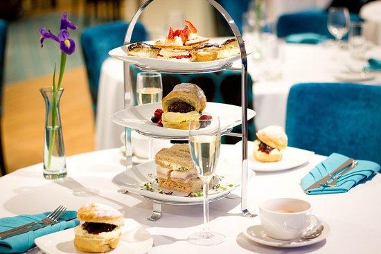 Yelverton, UK: Afternoon Tea