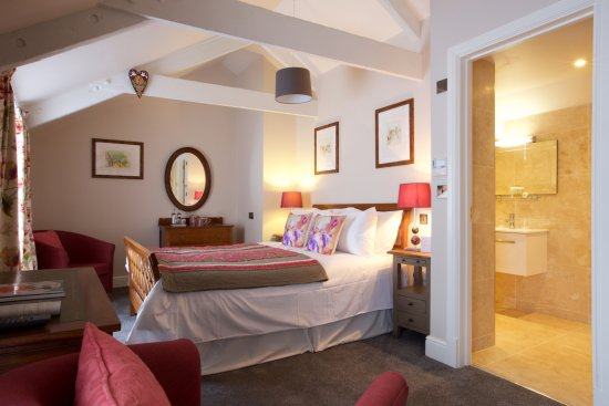 Narberth, UK: Double bedroom