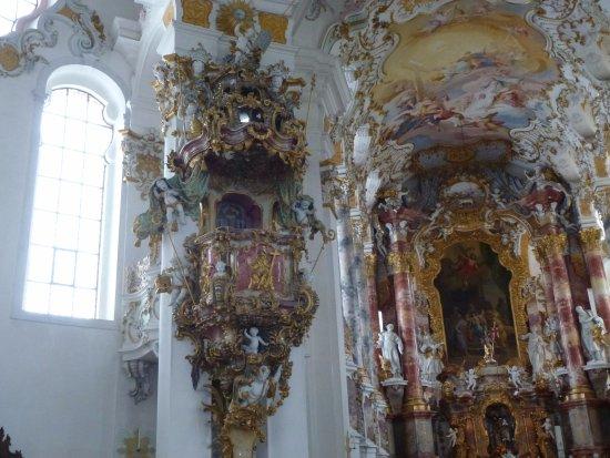 Steingaden, Deutschland: Всяко разно храмовые красивости