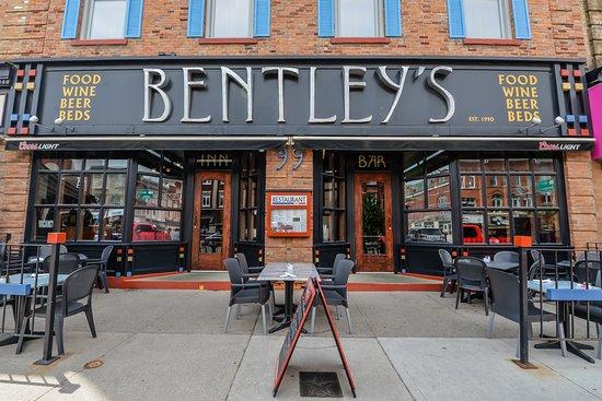 Bentleys Bar Inn & Restaurant, Stratford - Menu, Prices