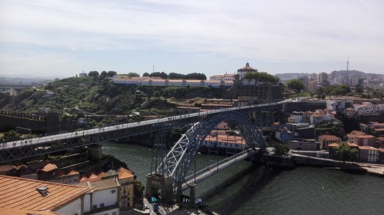 Porto District, Portugal: Vista da ponte D. Luís.