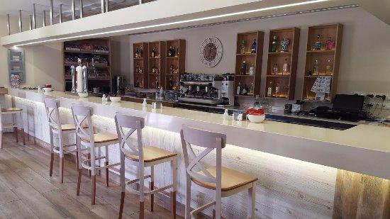 Poio, Spagna: Cafeteria