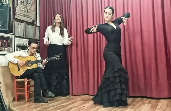 ‪Flamenco Show in Seville‬