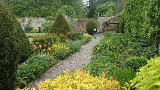 Penrith, UK: The Walled Garden