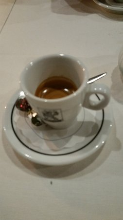 Neufahrn bei Freising, Duitsland: sehr guter Espresso