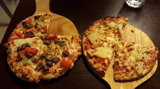 Papa John's Pizza - Picture of Papa John's Pizza Azerbaijan