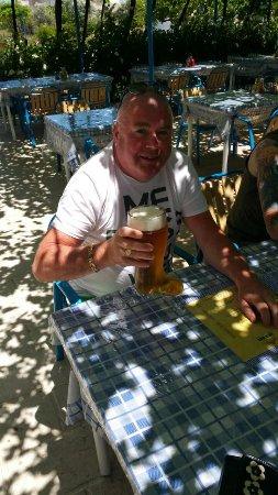 Pastida, Grecja: Garden Hotel