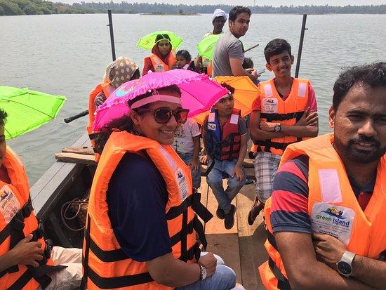 Green Island River Tourism Kadalundi