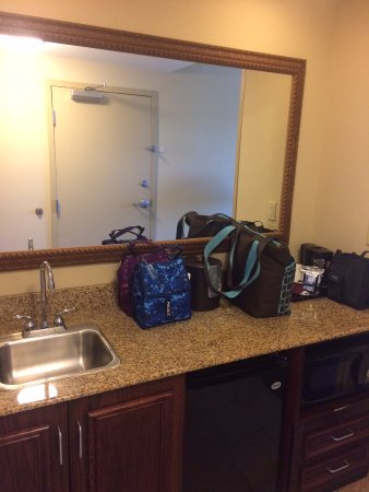 Fruitland, MD : Wet Bar w/small microwave and frig