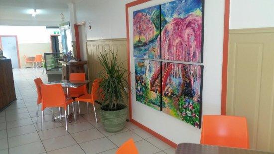 Tennant Creek, Australia: Cafe Buzz Bean
