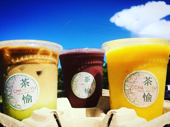 Southport, Australia: top 3 iced drinks