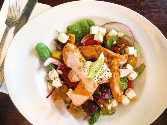 Omagh, UK: Sallys Salad Special