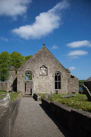 Killeshandra, Ireland: Jacobean Church