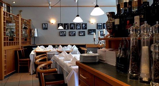 Neumarkt in der Oberpfalz, Deutschland: Restaurant Innen