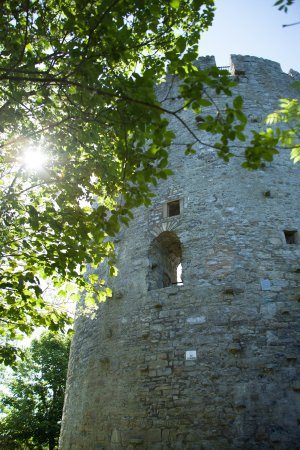 Killeshandra, Ireland: Cloughoughter Castle
