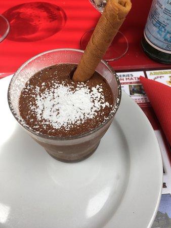Domespace grill sainte feyre restaurant avis num ro de t l phone photos tripadvisor - Mousse au chocolat maison ...