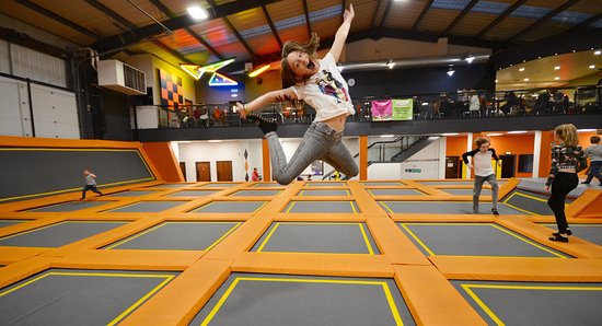 Air Vault Inflatable & Trampoline Park