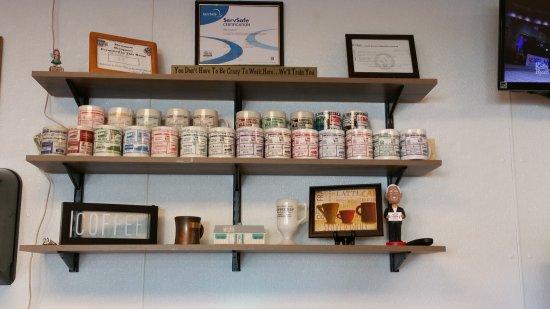 Miamisburg, OH: Koffee Kups