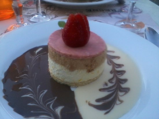 Neung-sur-Beuvron, Francja: Dessert