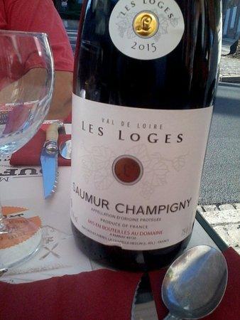 Neung-sur-Beuvron, Francja: Vins de Saumur